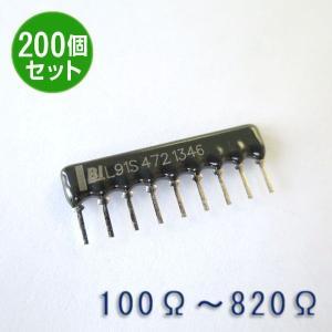 L091S101LF〜821LF(100Ω〜820Ω)、(200個パック)|microshop