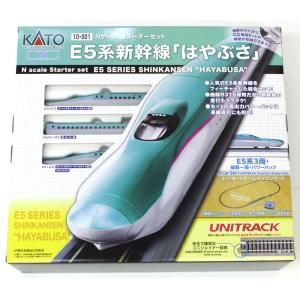 E5系新幹線「はやぶさ」 Nゲージスターターセット・スペシャル 【KATO・10-001】|mid-9
