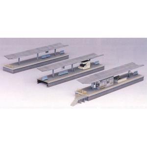 ストラクチュアキットシリーズ (未塗装組立キット) サイズ:ホーム高さ12mm  ■メーカー:グリー...