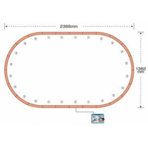 HO HM-1 HOユニトラックR670 エンドレス線路セット 【KATO・HO・3-104】