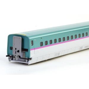 HO E5系新幹線 増結4両セット  【KATO・3-518】