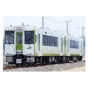 JRキハ110形(200番代・八高線)2両編成セット(動力付き) 【グリーンマックス 30545】