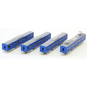 Nゲージ 京急600形更新車KEIKYU BLUE SKY TRAIN増結用中間車4両 動力 4254