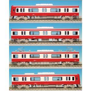 京急600形 4次CU71クーラー4両基本  グリーンマックス 4255