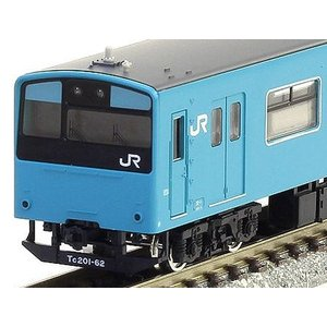 JR201系体質改善車スカイブルー 大阪環状線 8両編成  グリーンマックス 4405