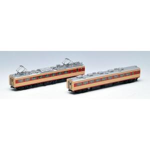 485系特急電車 2両増結セット(M) 【TOMIX・92427】