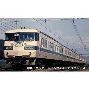 ※新製品 6月発売※ 117-0系近郊電車(新快速)セット(6両) 【TOMIX・98696】