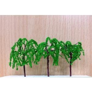 樹木 柳 50mm  【ポポンデッタ・CT-012】