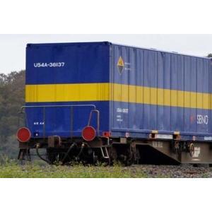 ■動力なし ■コンテナはU54A形(西濃運輸)を2個搭載 ■コキ104形はJRFマークを印刷で再現 ...