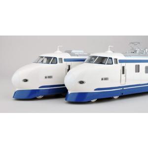 ※新製品 12月発売※ 新幹線1000形 試験電車 完成品 A編成 2両セット 【カツミ・KTM-355】