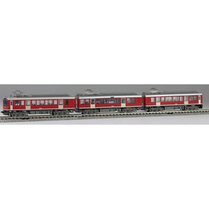 箱根登山鉄道2000形 レーティッシュ塗装 初期仕様 3両セット 【モデモ・NT163】
