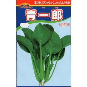 容量 3.8 ml 夏に強く作りやすい。 葉はやわらかく、小松菜特有の苦み、アクが少ない。