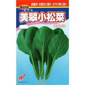 小松菜(美翠小松菜)