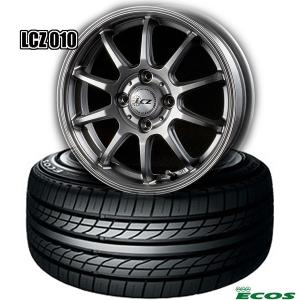 ヨコハマDNA ECOS&LCZ010《165/60R13 73H(4本セット)》|midori-tire