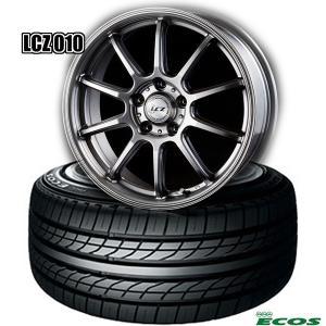 ヨコハマDNA ECOS&LCZ010《205/45R16 83W(4本セット)》|midori-tire