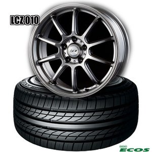 ヨコハマDNA ECOS&LCZ010《225/50R16 92V(4本セット)》|midori-tire