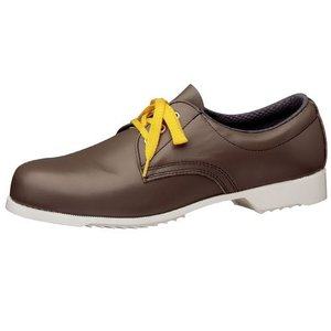ミドリ安全 安全靴 CR251 白底静電 グレイ 鋼製先芯 ラバー1層底|midorianzen-com