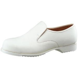 ミドリ安全 安全靴 CR7300 静電 ホワイト 鋼製先芯 ラバー1層底|midorianzen-com