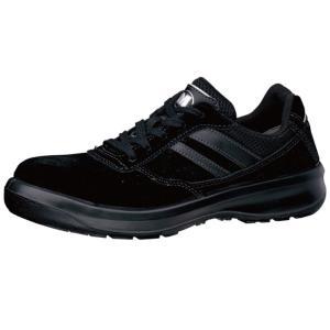 ミドリ安全 安全靴 男女兼用 ワイド樹脂先芯 スニーカー安全靴 ひも G3550 ブラック ローカット 日本製|midorianzen-com|02