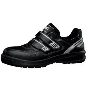 ミドリ安全 安全靴 メンズ レディース ワイド樹脂先芯 メッシュ スニーカー安全靴 マジック G3695 ブラック 大 ローカット 通気性 蒸れない 日本製|midorianzen-com