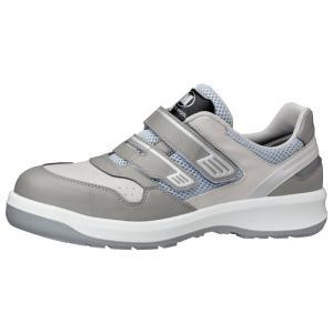 ミドリ安全 安全靴 メンズ レディース ワイド樹脂先芯 メッシュ スニーカー安全靴 マジック G3695 グレイ 大 ローカット 通気性 蒸れない 日本製 midorianzen-com