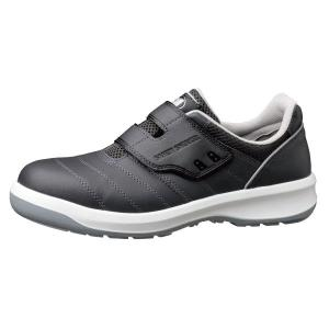 ミドリ安全 安全靴 男女兼用 ワイド樹脂先芯 スニーカー安全靴 マジック G3595 ダークグレイ 大サイズ ローカット 日本製|midorianzen-com