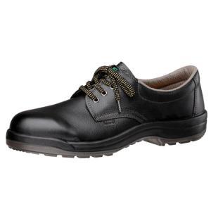 ミドリ安全 小指も守る安全靴 プロテクトウズ5 PCF210静電 ブラック 日本製|midorianzen-com