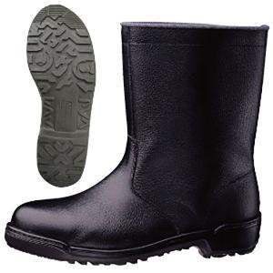 ミドリ安全 安全靴 MZ040J ブラック ワークブーツ 作業用 工事 現場 建設 建築 土木 リーズナブル 半長靴 好評|midorianzen-com
