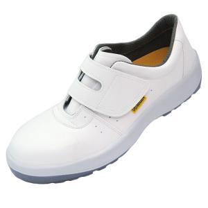 ミドリ安全 静電 安全靴 MSN395 マジックタイプ ホワイト 大サイズ JIS合格 スニーカー安全靴 ローカット おしゃれ|midorianzen-com