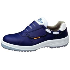 ミドリ安全 安全靴 HGS595 静電 ネイビー 超耐滑底 日本製|midorianzen-com
