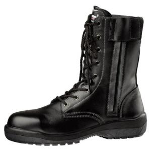 ミドリ安全 長編上靴 安全靴 ラバーテック RT730F オールハトメ ブラック 新ラバー2層底 日本製|midorianzen-com