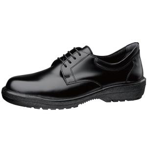 ミドリ安全 紳士靴 ラバーテック RT1310 ブラック 革靴 2層底 高クッション性 蒸れない 日...