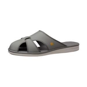 ミドリ安全 男女兼用 静電作業靴 PS-01ライトS グレー ナースシューズ ナースサンダル 通気構造 医療 衛生 靴 midorianzen-com