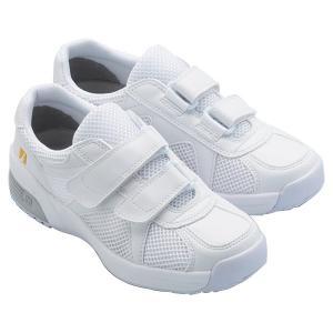 ナースシューズ ミドリ安全 メディカル エレパス CSS-306N 静電 ホワイト 白 軽量 医療 抗菌 防臭 靴 メンズ レディース 耐滑|midorianzen-com