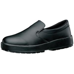 ミドリ安全 超耐滑軽量作業靴 HRS-480N ブラック 大 ハイグリップシューズ 滑りに強い靴 滑らない靴が必要な職場に おしゃれ 厨房 調理|midorianzen-com