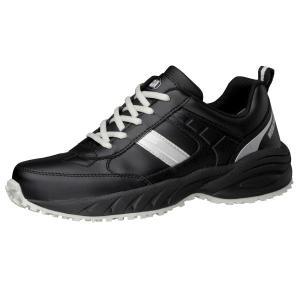 ミドリ安全 ビルメンテナンス業向け 作業靴 BMG-10 ブラック ローカット|midorianzen-com