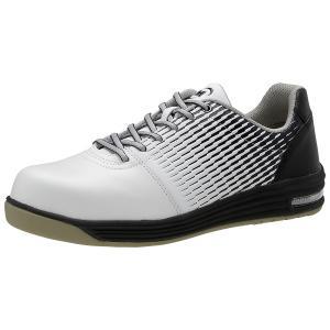 ミドリ安全 スニーカー安全靴 ワークプラスエア WPA-110 ホワイト/ブラック ローカット おしゃれ|midorianzen-com