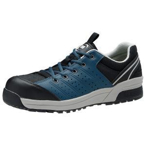 ミドリ安全 ワークプラス MPN-301 ネイビー 男女兼用 ワイド樹脂先芯スニーカー安全靴 ローカット|midorianzen-com