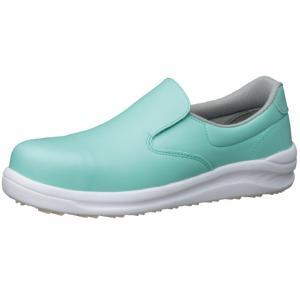 ミドリ安全 粉職場用 コナグリップ 先芯入り作業靴 CG-600 グリーン|midorianzen-com