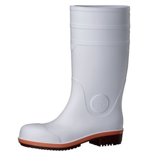 ミドリ安全 安全長靴 プロテクトウズ5 PHG1000スーパー ホワイト 大 現場|midorianzen-com