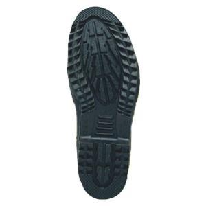 ミドリ安全 安全長靴 ワークプラスブーツ 766N P-4 ブラック×オレンジ 先芯 踏抜防止板入り 防災靴|midorianzen-com|02