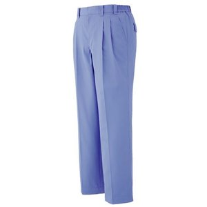 ミドリ安全 男子スラックス GS563 下 ライトブルー メンズ 作業服 男性用 春夏 作業着|midorianzen-com