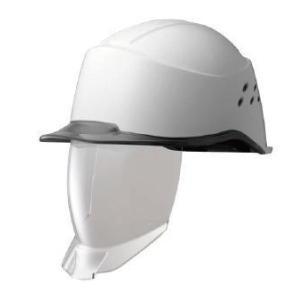 ミドリ安全 遮熱ヘルメット SC-15PCLNVHS RA2 KP付 侍 ホワイト/スモーク midorianzen-com