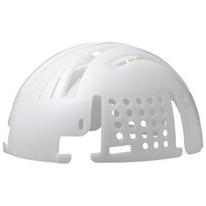 ミドリ安全 頭部保護用品 インナーキャップ INC-100 ホワイト エコタイプ|midorianzen-com
