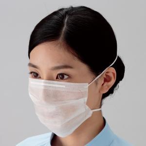 ミドリ安全 ミドリクリーンマスク K-114 頭掛け 100枚×30箱 業務用 ウイルス対策 花粉対策|midorianzen-com