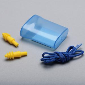 作業用耳栓 山本光学 MEP-505 シリコン製耳栓 紐付 フランジ形状 NRR値=24dB midorianzen-com