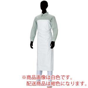 ワンタッチ前掛 B型 (前掛式) 紺|midorianzen-com