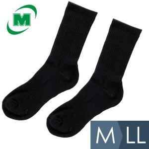 ミドリ安全 ハードタイプ靴下 ブラック M〜LL 作業用 耐久性 耐摩耗|midorianzen-com