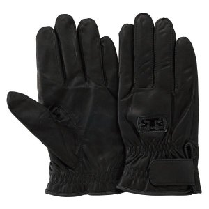 トンボレックス 牛革手袋 CSB-251BK 防寒 薄手タイプ ブラック S〜L フィット感 透湿防水シート加工|midorianzen-com