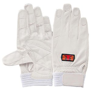 トンボレックス 牛革手袋 CS-701W 中厚・ロールガード ホワイト S〜3L レスキュー スタンダード|midorianzen-com